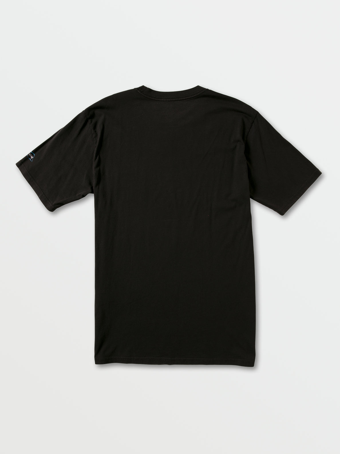 Posted Short Sleeve Tee - Black (A4322001_BLK) [B]