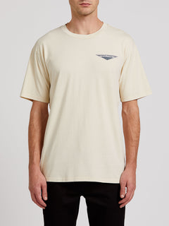 Bright Short Sleeve Tee - White Flash (A4322004_WHF) [F]