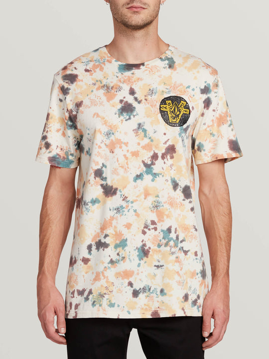 Roll Out Short Sleeve Tee - Multi (A4331903_MLT) [F]