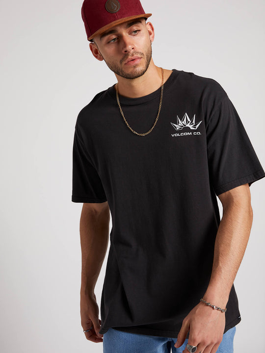 Dream State Short Sleeve Tee - Black (A4331906_BLK) [2]