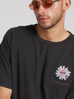 Power Short Sleeve Tee - Black (A4331907_BLK) [3]