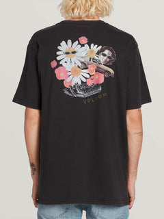 Power Short Sleeve Tee - Black (A4331907_BLK) [B]