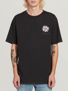 Power Short Sleeve Tee - Black (A4331907_BLK) [F]