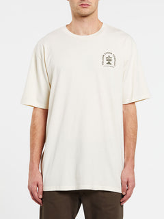 Culturevate Short Sleeve Tee - Off White (A4332004_OFW) [F]
