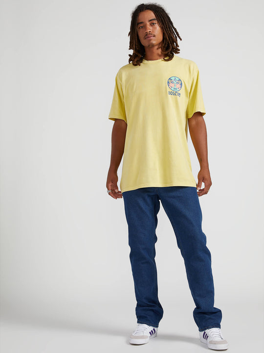 Mirror Mind Short Sleeve Tee - Endive (A4341903_END) [02]