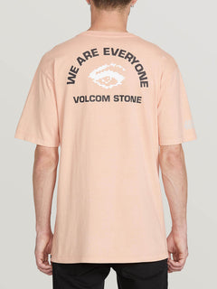 Everyone Short Sleeve Tee - Reef Pink (A4341905_RFP) [B]