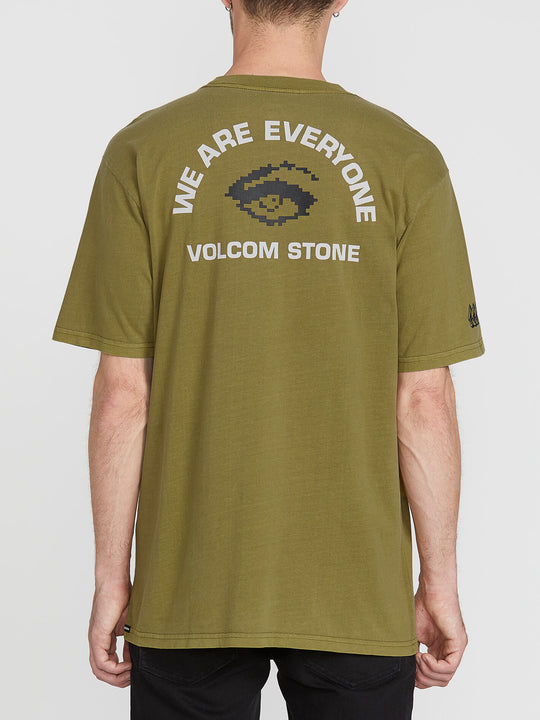 Everyone Short Sleeve Tee - Sonic Green (A4341905_SNC) [B]