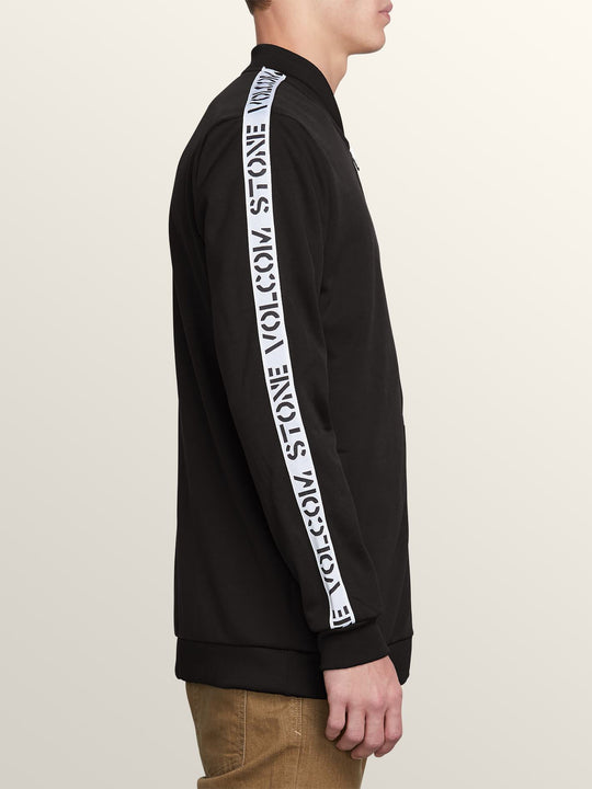 Album Zip Track Jacket