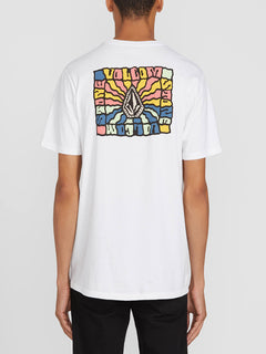 DAY WAVES S/S TEE (A5012007_WHT) [B]