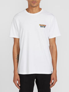 DAY WAVES S/S TEE (A5012007_WHT) [F]