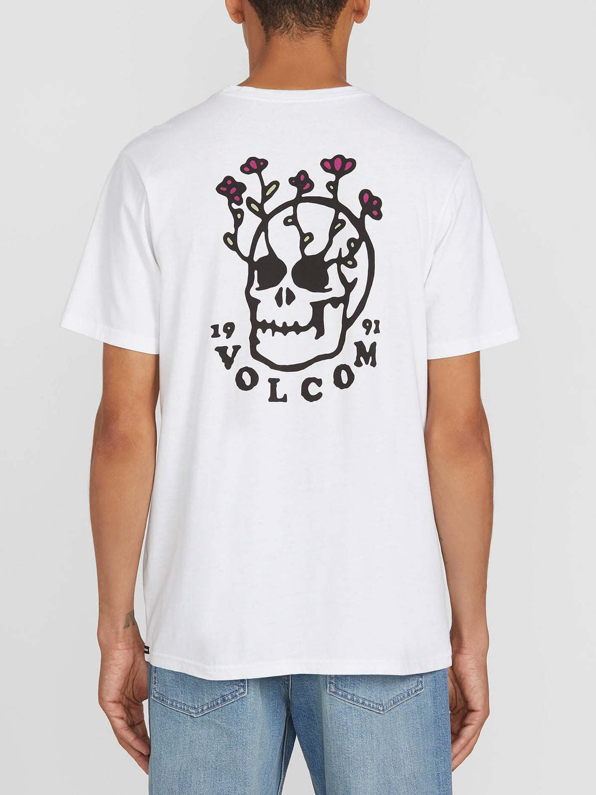 BLOOM OF DOOM S/S T (A5012009_WHT) [B]