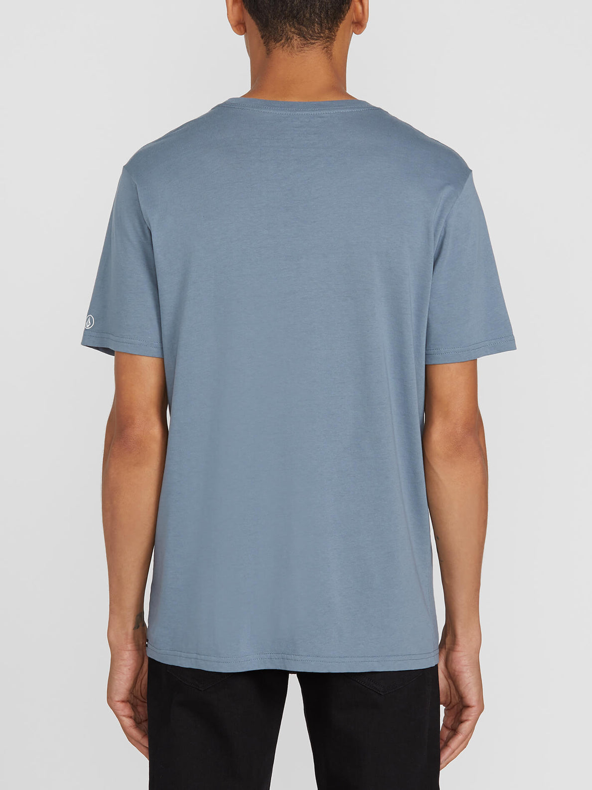 Solid Pocket Short Sleeve Tee (A5031808_STB) [B]