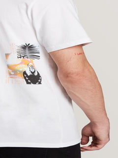 Command Short Sleeve Tee - White (A5031907_WHT) [1]