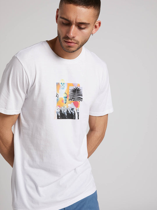 Command Short Sleeve Tee - White (A5031907_WHT) [2]