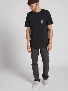 Pangeaseed Ss Pocket Tee - Black (A5031909_BLK) [2]