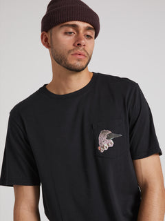 Pangeaseed Ss Pocket Tee - Black (A5031909_BLK) [3]