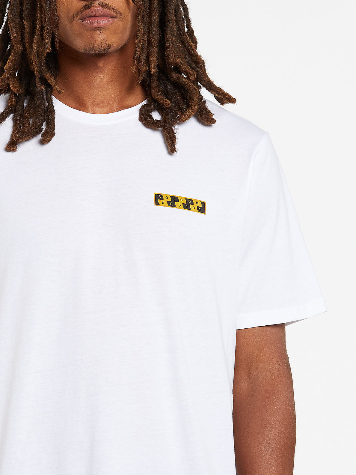 More Of Us Short Sleeve Tee - White (A5032002_WHT) [1]