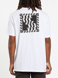 More Of Us Short Sleeve Tee - White (A5032002_WHT) [B]