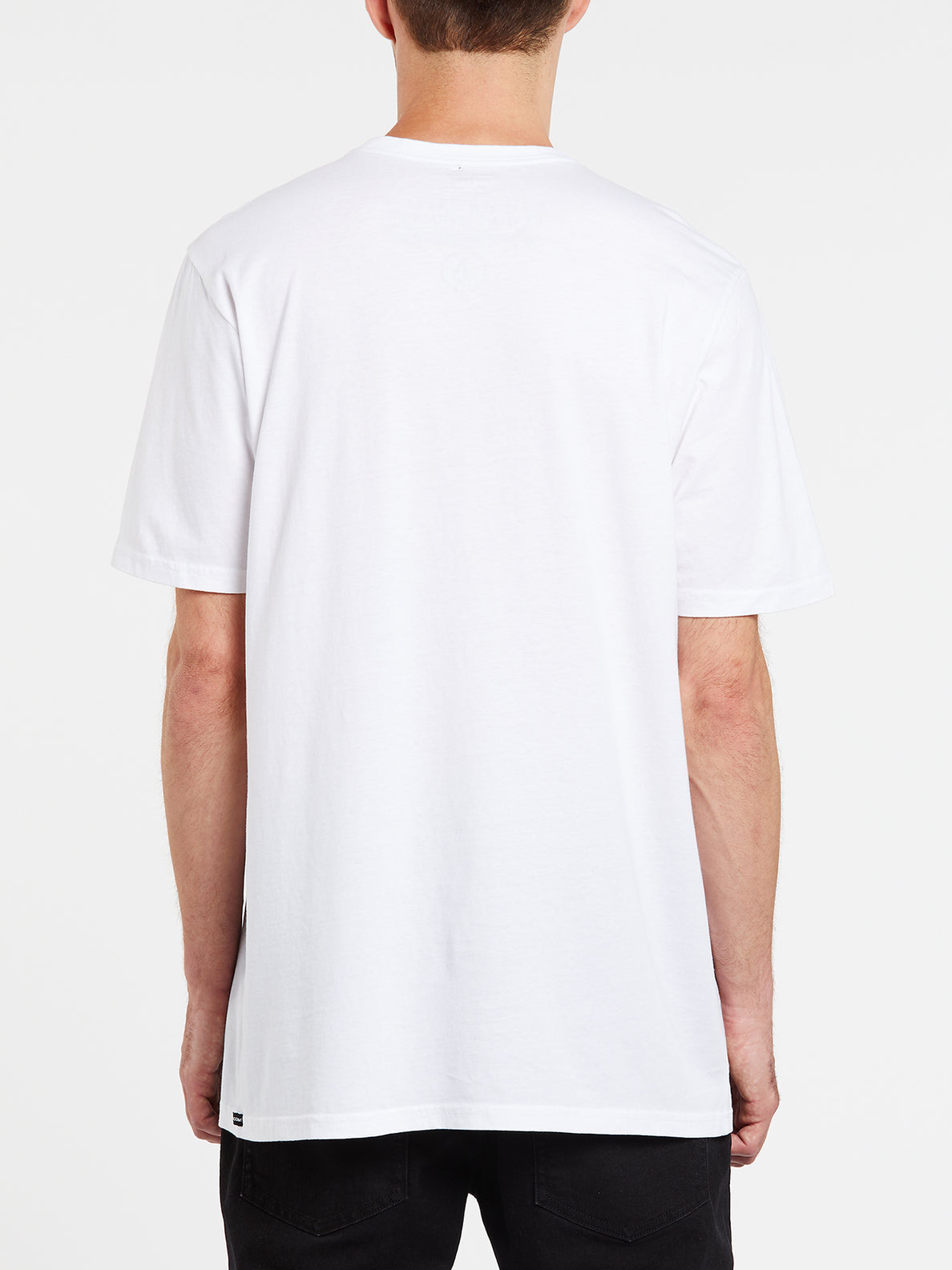 Flyin High Short Sleeve Tee - White (A50320H0_WHT) [B]