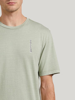 Tallish Short Sleeve Tee - Seagrass Green (A5222000_SGR) [1]