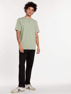 Tallish Short Sleeve Tee - Seagrass Green (A5222000_SGR) [22]
