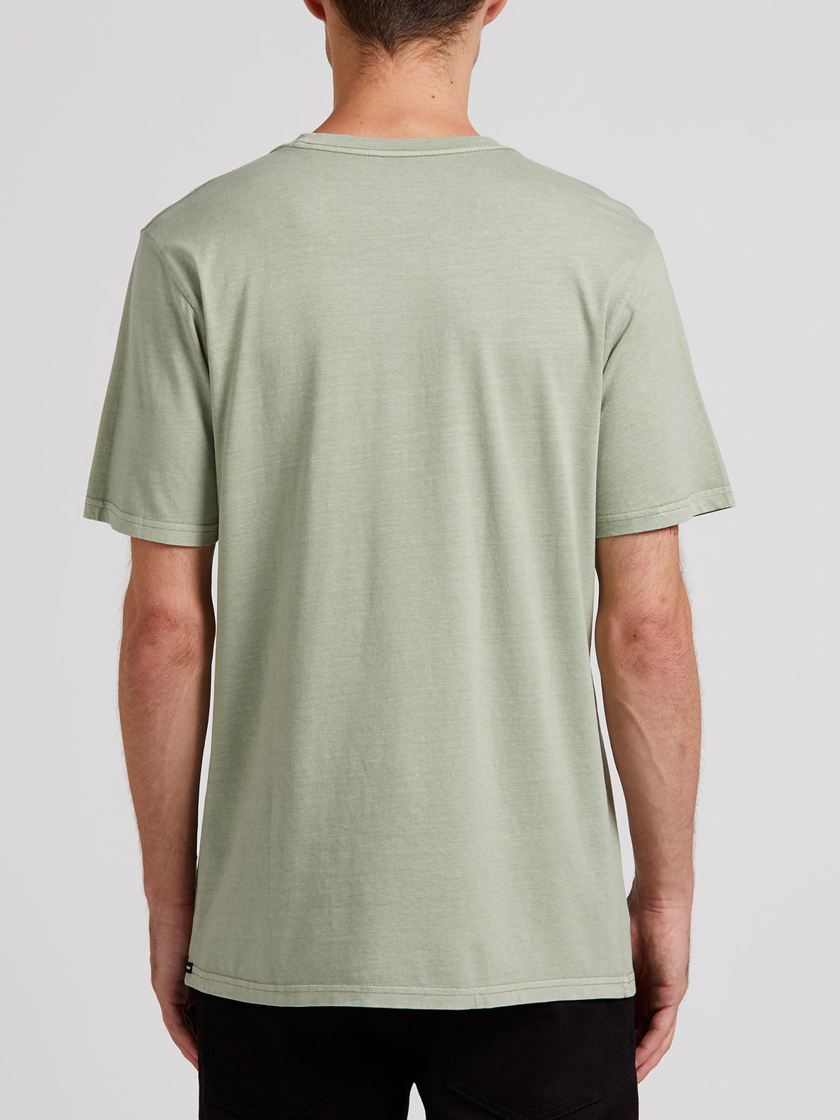 Tallish Short Sleeve Tee - Seagrass Green (A5222000_SGR) [B]