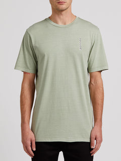 Tallish Short Sleeve Tee - Seagrass Green (A5222000_SGR) [F]