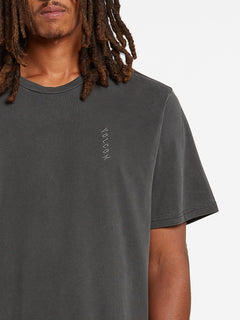 Virt Short Sleeve Tee - Black (A5232000_BLK) [1]
