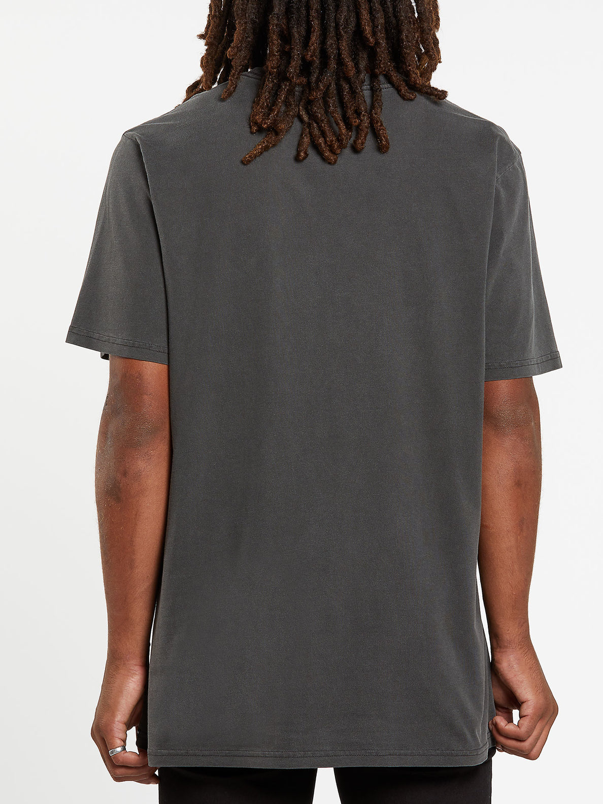 Virt Short Sleeve Tee - Black (A5232000_BLK) [B]