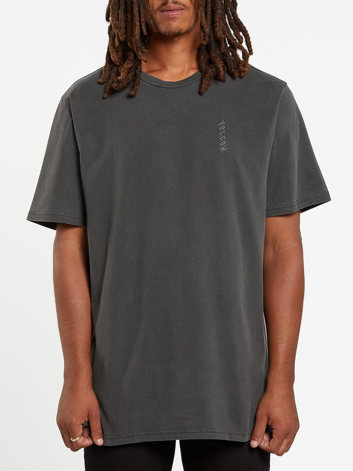 Virt Short Sleeve Tee - Black (A5232000_BLK) [F]
