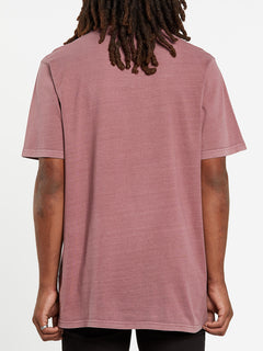 Virt Short Sleeve Tee - Rose Brown (A5232000_RSB) [B]