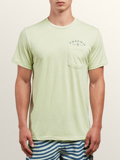 Signer Short Sleeve Pocket Tee