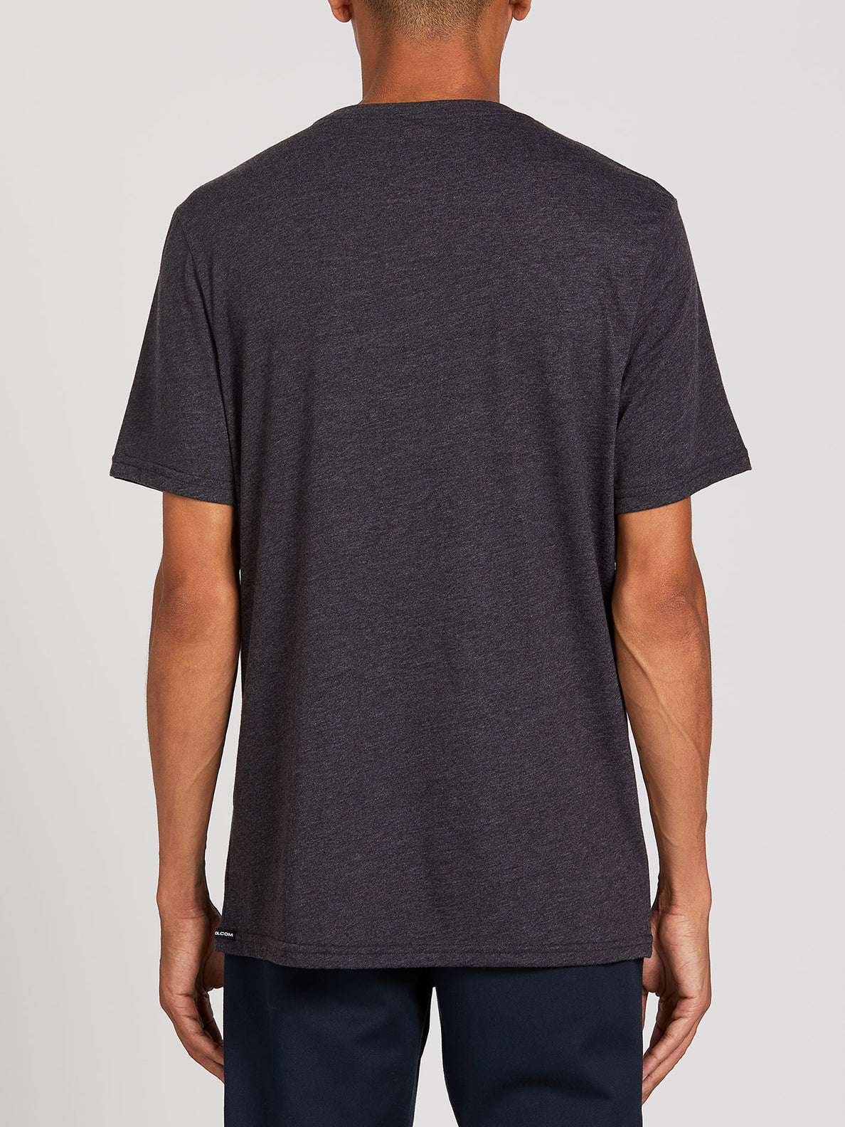 Expel Short Sleeve Tee - Heather Black (A5722001_HBK) [B]