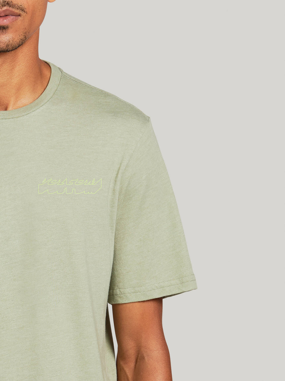 Automate Short Sleeve Tee - Seagrass Green (A5722003_SGR) [1]