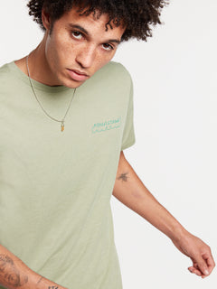 Automate Short Sleeve Tee - Seagrass Green (A5722003_SGR) [28]