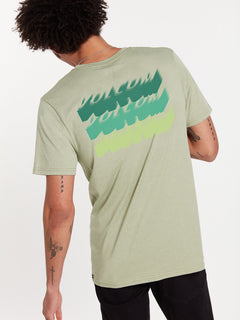 Automate Short Sleeve Tee - Seagrass Green (A5722003_SGR) [35]