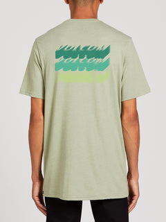 Automate Short Sleeve Tee - Seagrass Green (A5722003_SGR) [B]