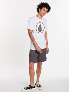Infillion Short Sleeve Tee - White (A5722008_WHT) [05]