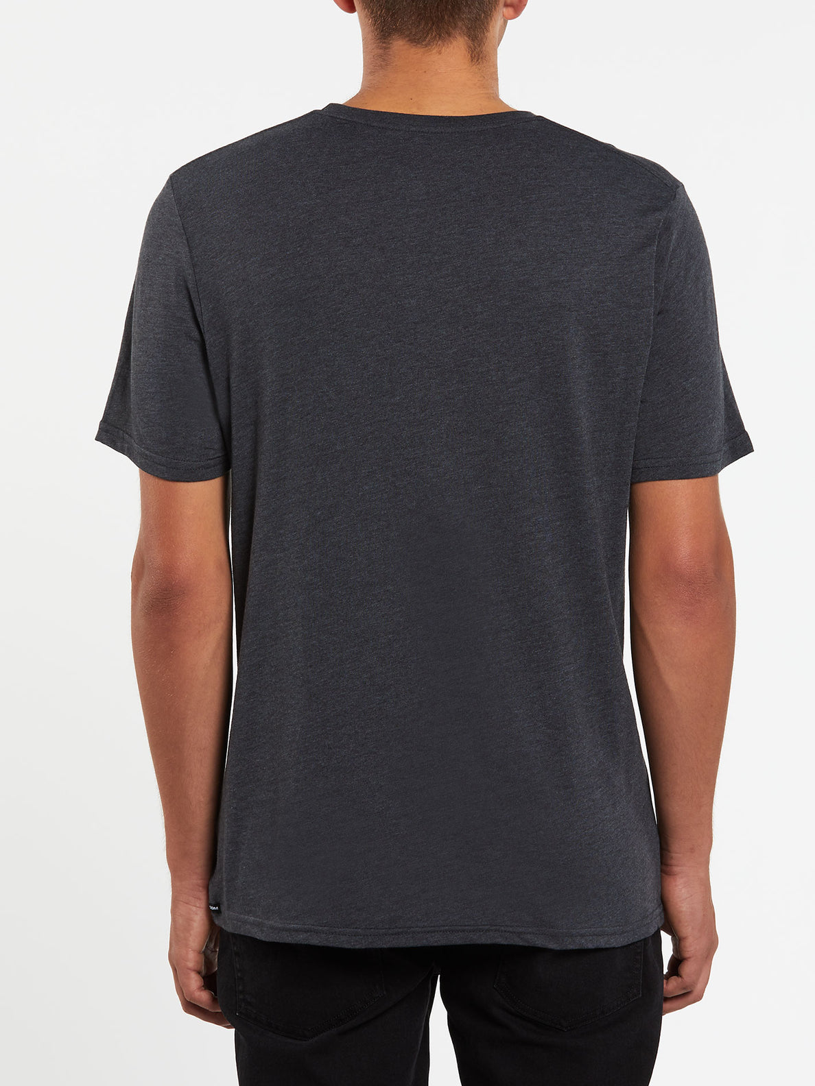 Insizer Short Sleeve Tee - Heather Black (A5732003_HBK) [B]