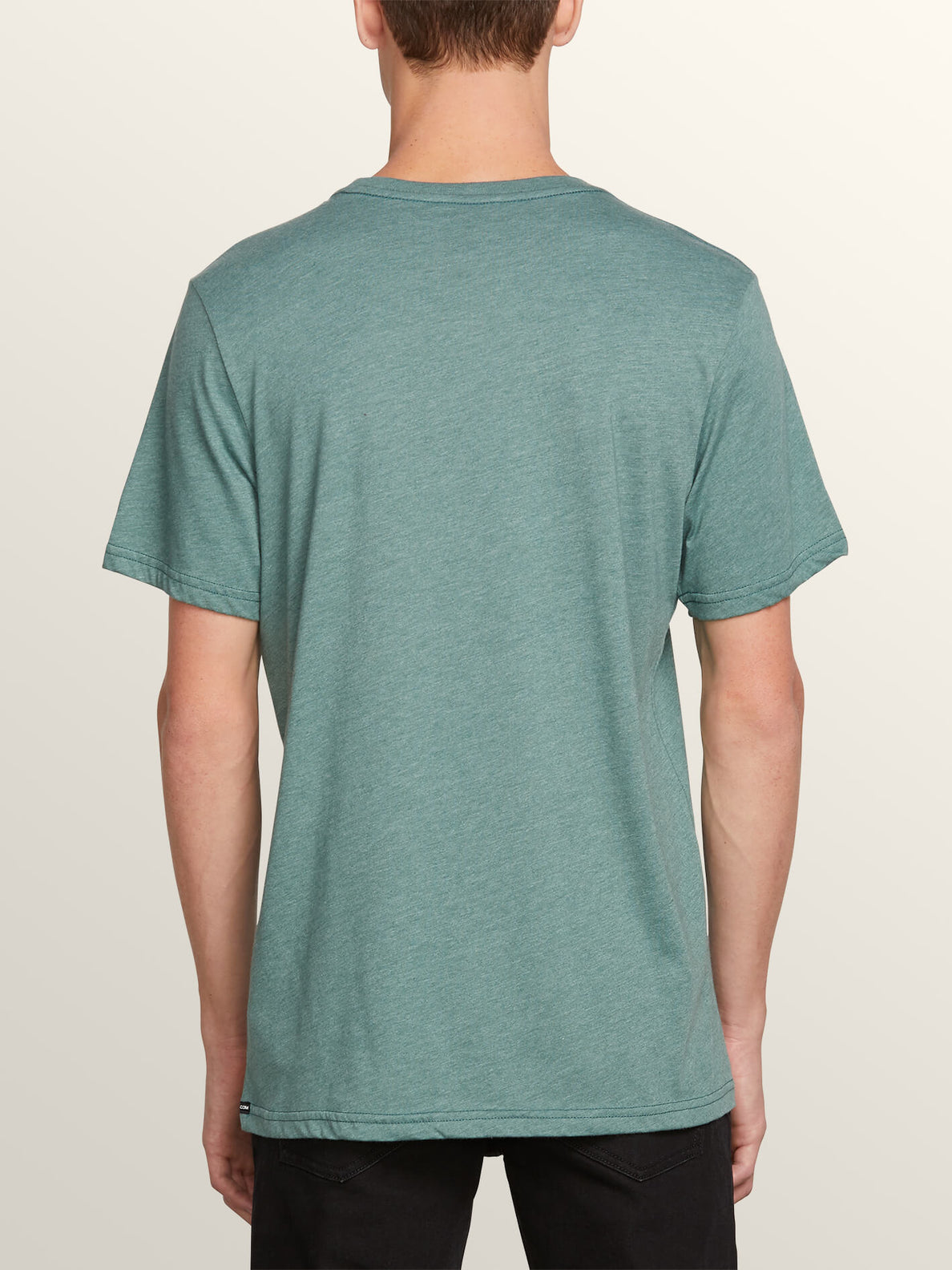 Path To Freedom Short Sleeve Tee In Pine, Back View