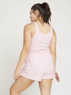 Lived In Lounge Tank In Blush Pink, Back Extended Size View