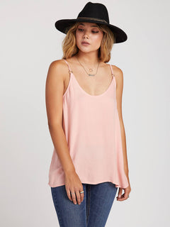 You Want This Top In Coral Haze, Alternate View