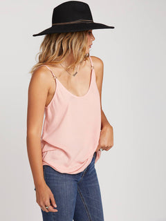 You Want This Top In Coral Haze, Second Alternate View