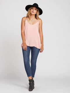 You Want This Top In Coral Haze, Front View