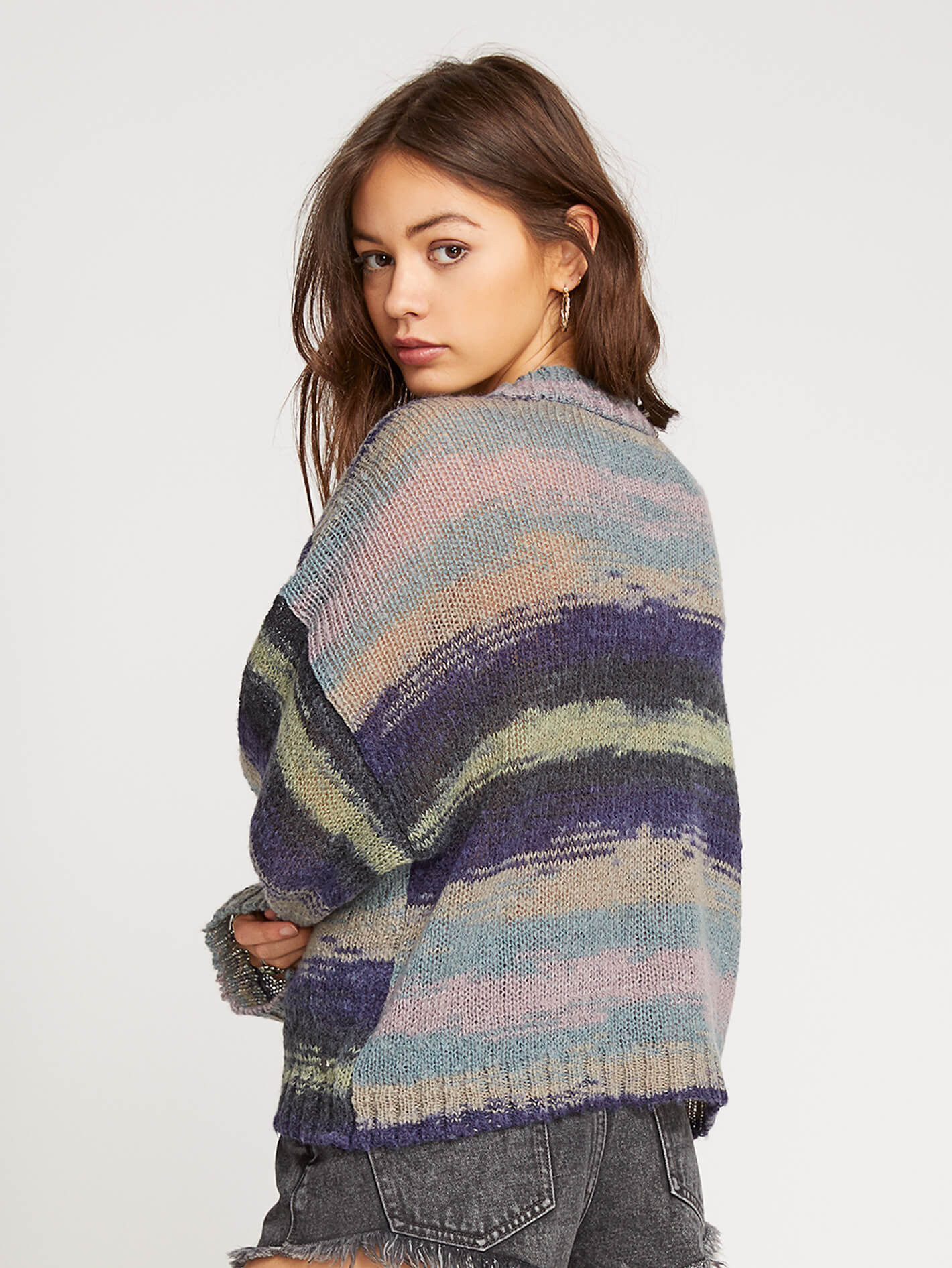 043ce0d825 Daze Go By Sweater in ASSORTED COLORS - Alternative View