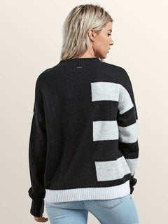 f334bd9a0a2 ... Cold Band Sweater In Black