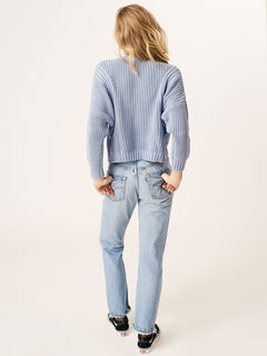 Deep Cable Sweater