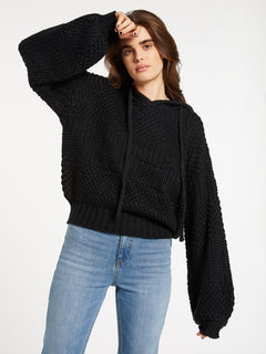 Stoney Beach Sweater - Black (B0732005_BLK) [11]