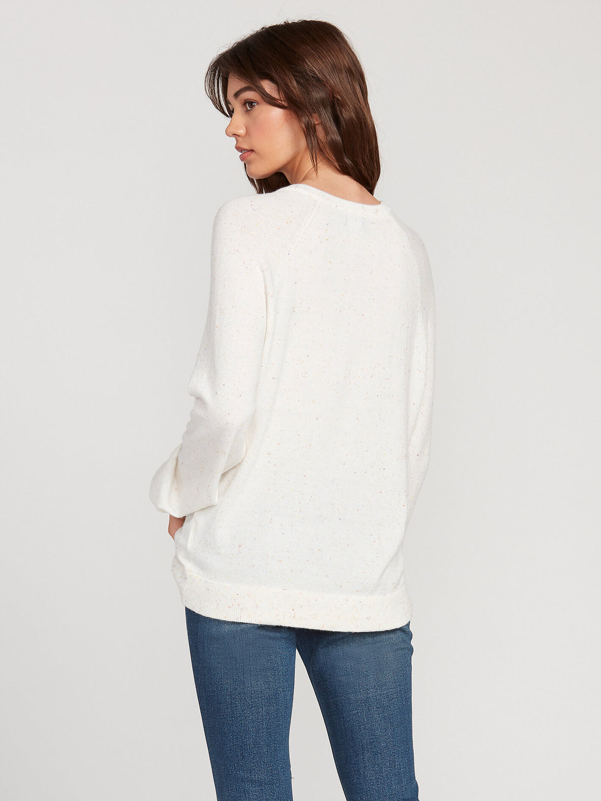 OVER N OVER SWEATER (B0741908_CRM) [B]
