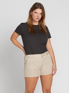 Frochickie Shorts - Oxford Tan